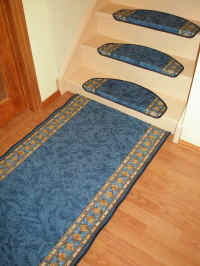 Stair Rugs for Dogs made in Europe
