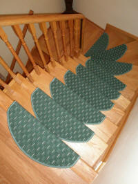Carpet Stair Treads for sale in Canada and USA