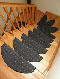 Carpet Stair Mats on sale Canada and USA