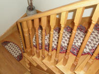 Luxury Stair Rugs made in Europe