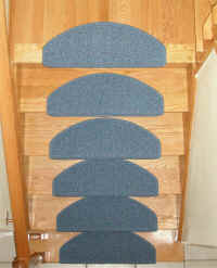 Carpet Stair Treads Canada and USA