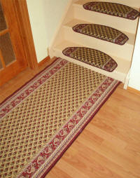 Carpet Stair Treads on stairmats.com