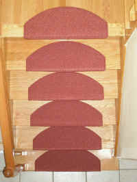 affordable carpet stair treads