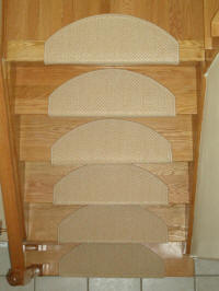 Carpet Stair Treads made in Europe