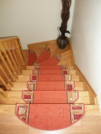 Stair Mats DIY Installation USA and Canada