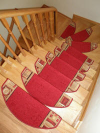 Carpet for Stairs DIY Installation USA and Canada